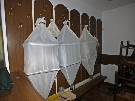 Winklery służące do pozyskiwania chrząszczy